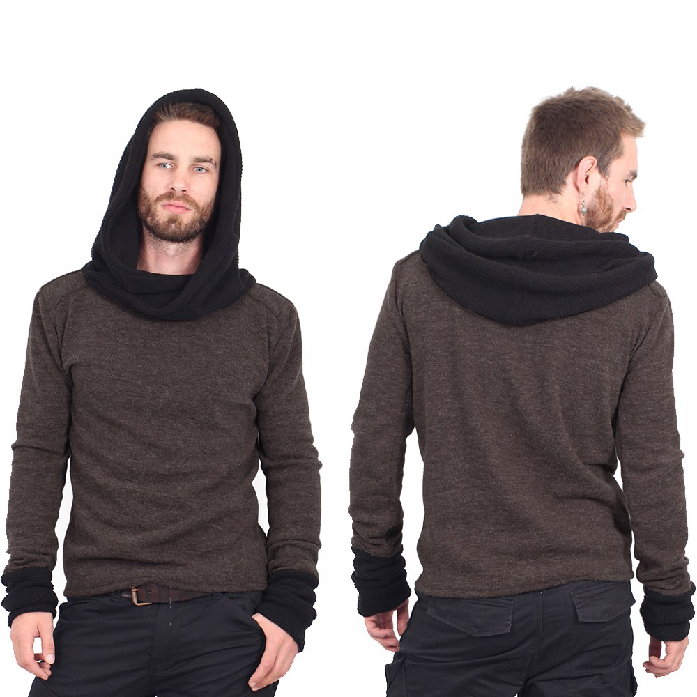 """Nemöo\"" sweater, Brown"