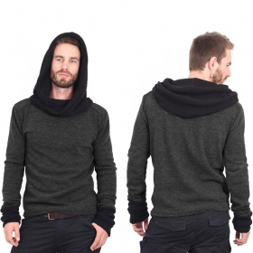 """Nemöo\"" sweater, Dark grey"
