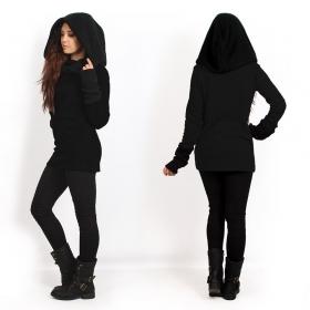 "\""Nemöoz\"" pullover, Black"