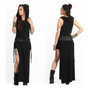 """Nephilim\"" dress, Plain black"