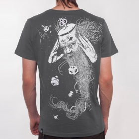 """Nexus\"" t-shirt, Darkgrey"