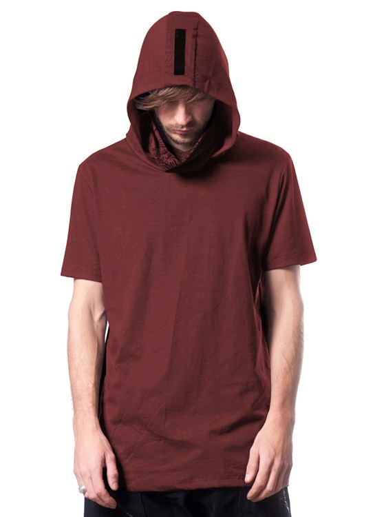 "\""Ninja\"" t-shirt, Grinded wine"