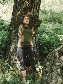 "\""Nirmala\"" leggings, Black"