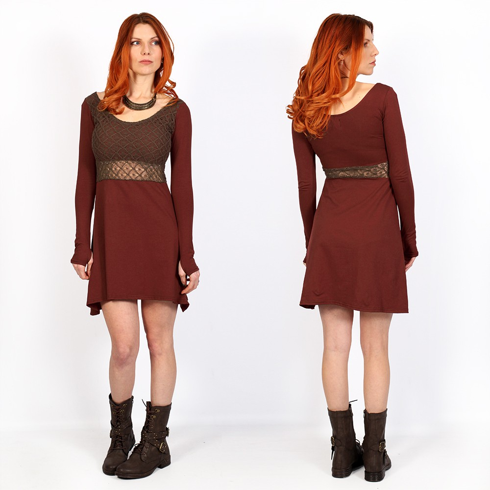 ""\""""Nymphea"""" skater dress with crochet, Sienna""1000|1000|?|en|2|1003a1750072d62d043d72a03a83360a|False|UNLIKELY|0.3168059289455414