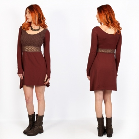 ""\""""Nymphea"""" skater dress with crochet, Sienna""280|280|?|en|2|7f2aa02b0c15b55c2445937195a5d858|False|UNLIKELY|0.32383355498313904