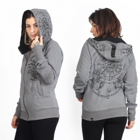 ""\""""Obscure"""" zipped hoodie, Wash grey""280|280|?|en|2|bf0a23d9e475ad786fc81540af7a0e11|False|UNLIKELY|0.30455467104911804