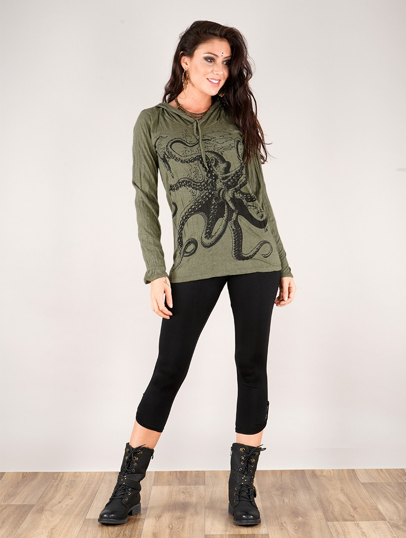 ""\""""Octopus"""" hooded top, Army green""800|1060|?|en|2|0a3e0618f7db619ffdeb01b8a3b8aef3|False|UNLIKELY|0.2955772578716278