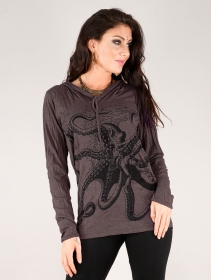 ""\""""Octopus"""" hooded top, Taupe""211|280|?|en|2|dccdadc2adfef9efffeaf8186c1f9fb8|False|UNLIKELY|0.2923427224159241