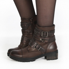 """Odekö\"" boots , Brown"