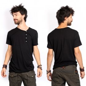 """Off\"" t-shirt, Black"