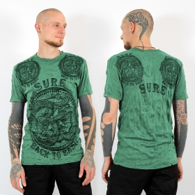 """Ohm\"" t-shirt, Mint"