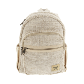 ""\""""Onaona"""" backpack, Beige jute canvas with colorful patterns""280|280|?|en|2|944be590e0983bdbcf7304fa5baf9950|False|UNLIKELY|0.3360878825187683