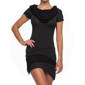 "\""Onesa\"" dress, Black"