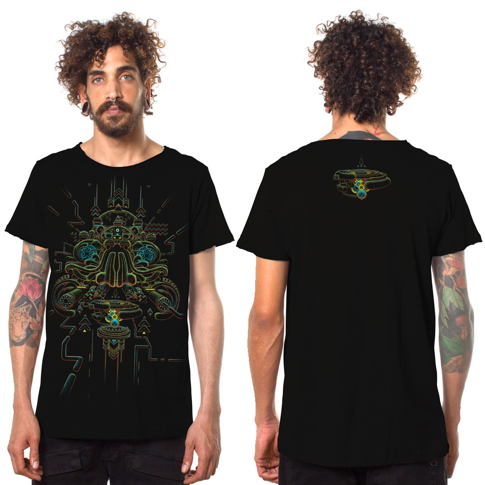 """Oracular\"" t-shirt, Black"