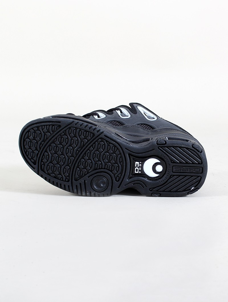 Osiris D3, Black and grey