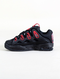 Osiris D3, Black and red details