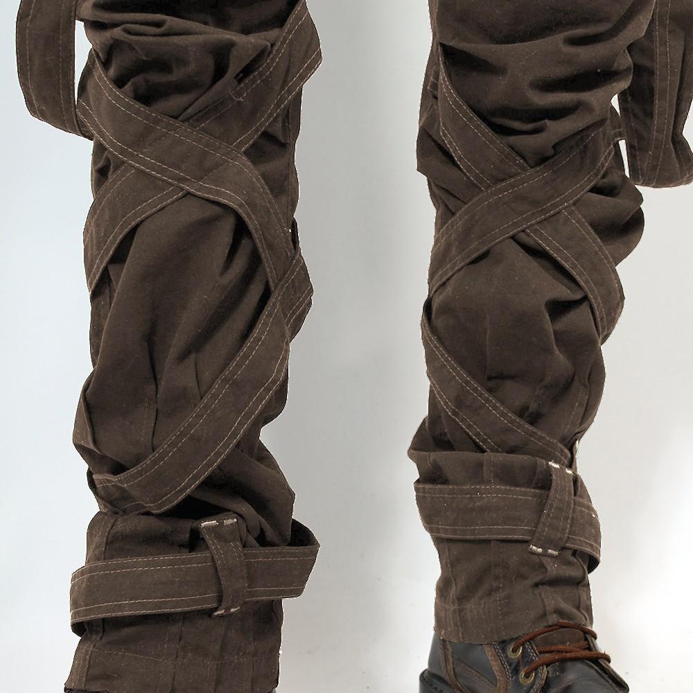 "\""Ottoman\"" Pants, Khaki"