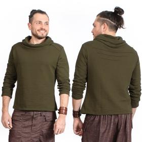 "\""Özz\"" sweatshirt, Olive"