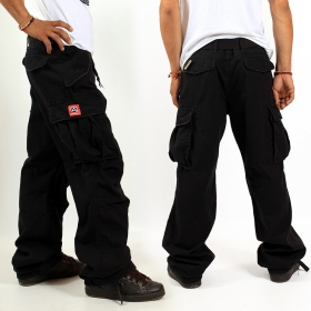 Pants Molecule 45030, Black