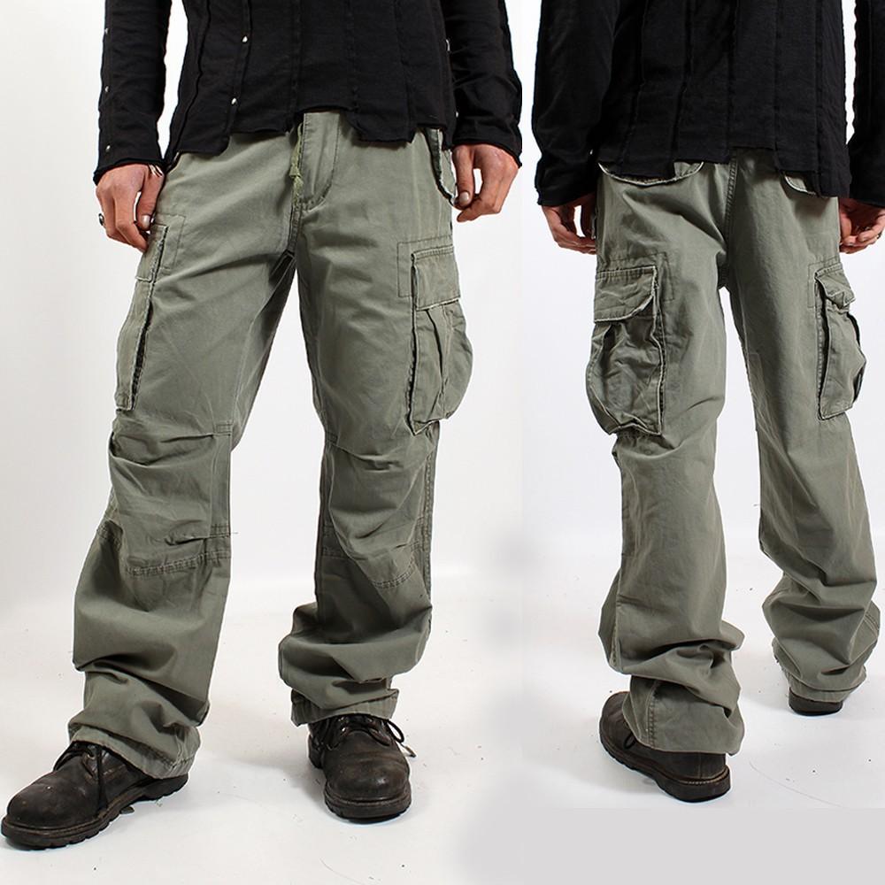 Pants molecule 45030 khaki