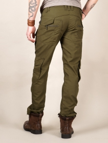 Pathfinder pants, Khaki green