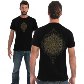 """Peyote\"" t-shirt, Black"