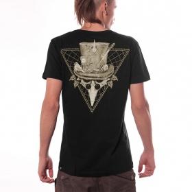 "\""Pirate\"" t-shirt, Black"
