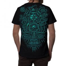 """PlazmaLab \""""Nightvision\"""" T-shirt, Black"""