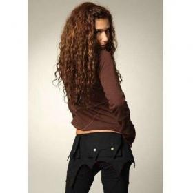 """Pocket belt Luna \""""Fairy\"""", Black"""