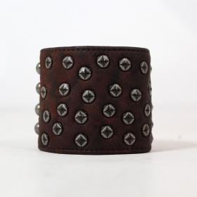 "Psylo \""Sirius\"" wristband, Brown"