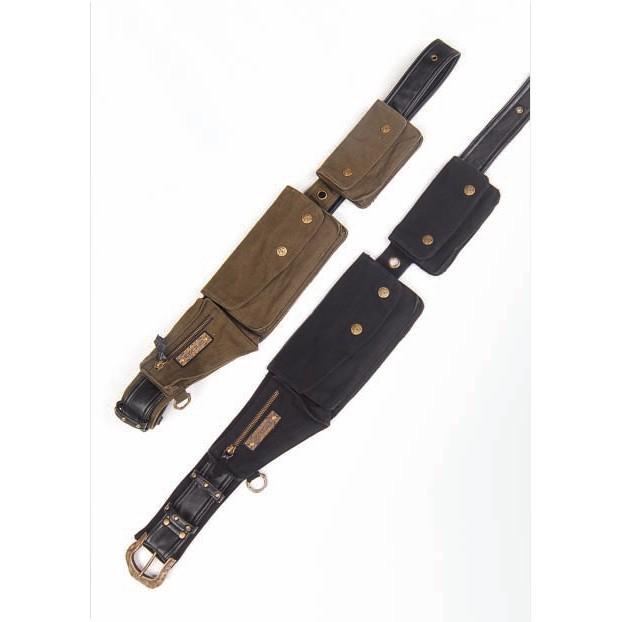 "Psylo \\\""travel belt\\\"", black"