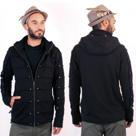"Psylo Jacket \""Moli\\\"", Black"