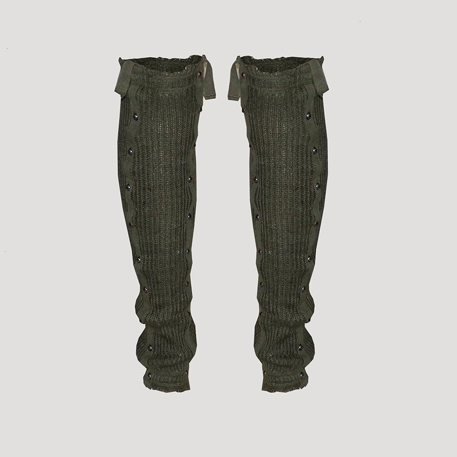 "Psylo Legwarmers ""Long Ribbed\"""