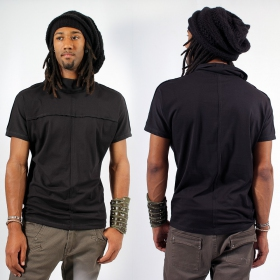 "Psylo T-shirt ""Baggy\"", Black"