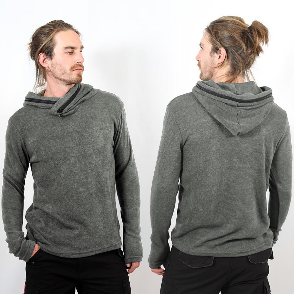 "Pullover I-Ewer \""Arun\"" , Grey"