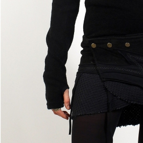 "Pullover witch \""sadiva\\\"", black"