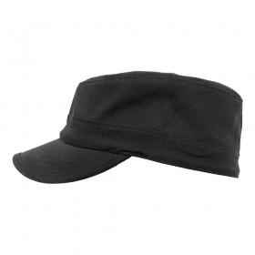 "\""Ripstop\"" cap, Black"