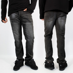 """Rover\"" jeans, Stowashed Black"