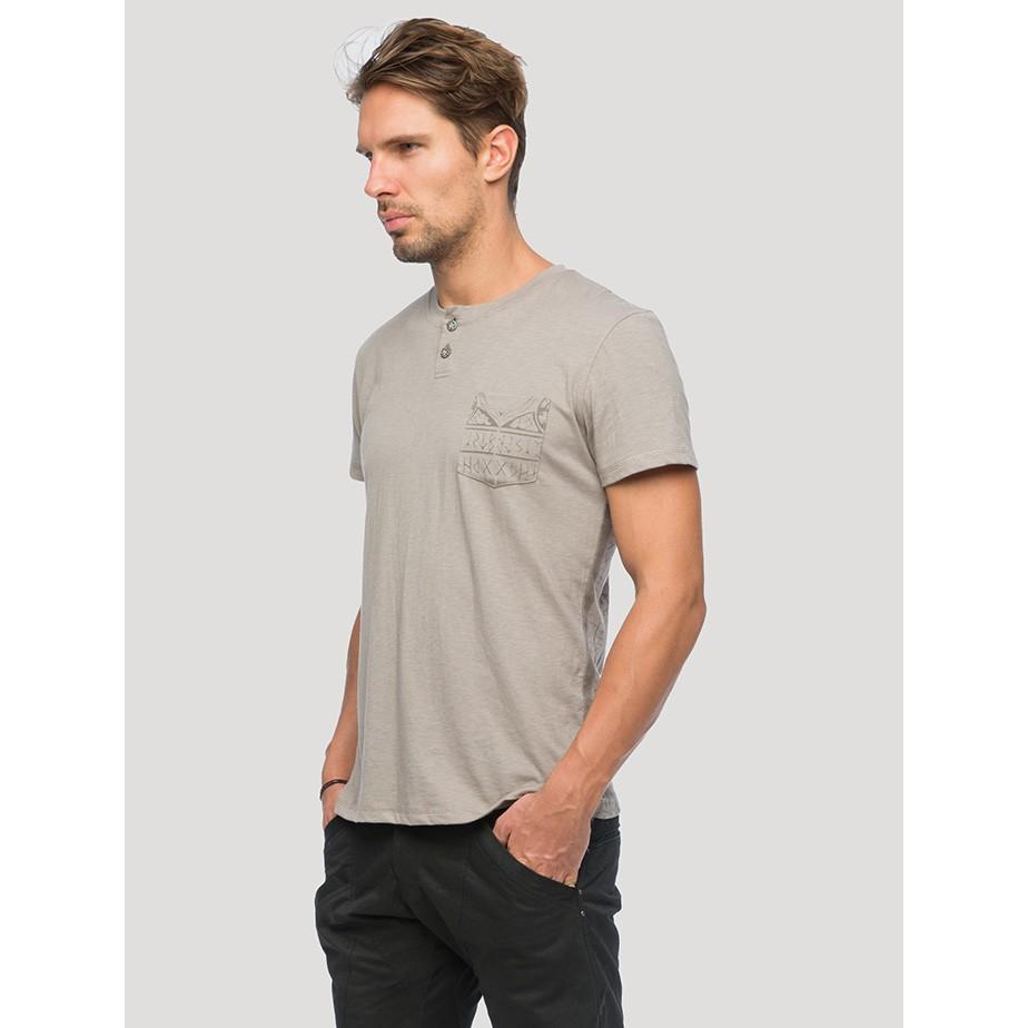 "\""Runes\"" t-shirt, Steel"