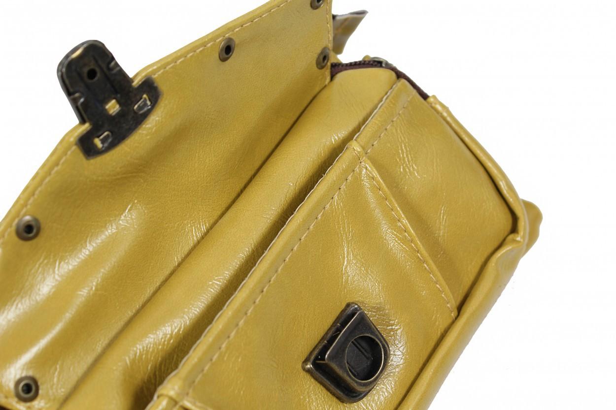 "\\\""Saagar\\\"" 2in1 purse/waist bag, Fern"