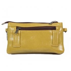 "\""Saagar\"" 2in1 purse/waist bag, Fern"