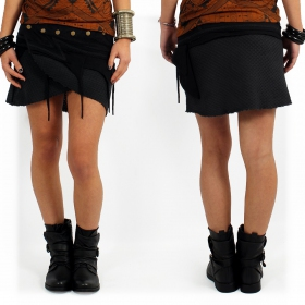 """Sadananda\"" skirt, Black"