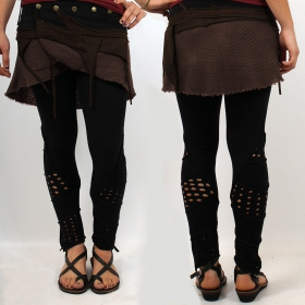 "\""Sadananda\\\"" skirt, Brown"