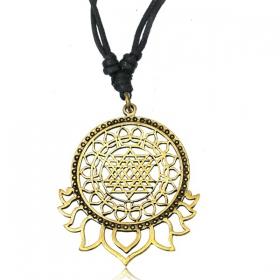 "\""Sapan\"" necklace"