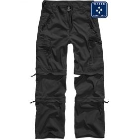 """Savannah Cargo\"" 3in1 combat trousers, Black"