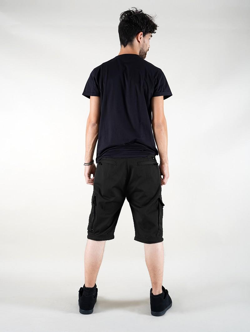 "\""Savannah Cargo\"" 3in1 combat trousers, Black"