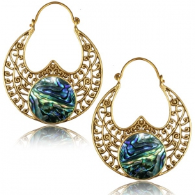 """Sayka\"" earrings"