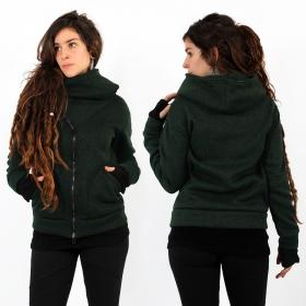 "\""Senna\"" jacket, Green"