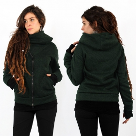 """Senna\"" jacket, Green"