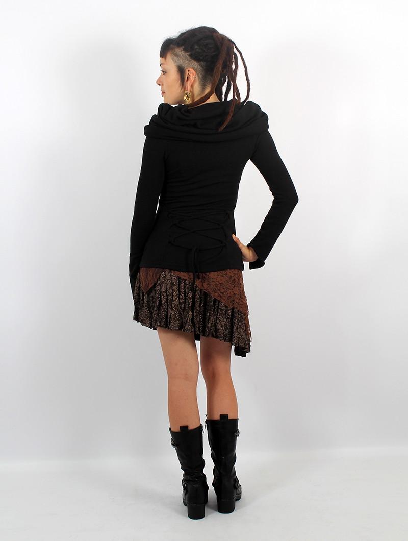 "\""Shaë\"" pullover, Black"